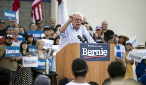 Sanders se nada reprizi uspeha iz 2016. 3