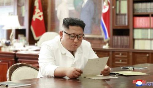 Severnokorejska agencija javila da se Kim Džong Un pojavio u javnosti 8
