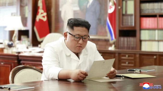 Severnokorejska agencija javila da se Kim Džong Un pojavio u javnosti 1