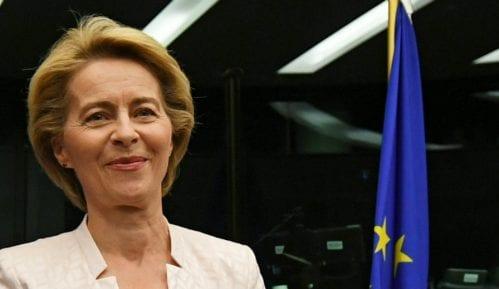 Žene na čelu Komisije i Evropske centralne banke 2