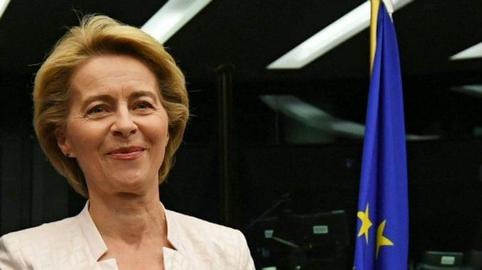 Žene na čelu Komisije i Evropske centralne banke 1