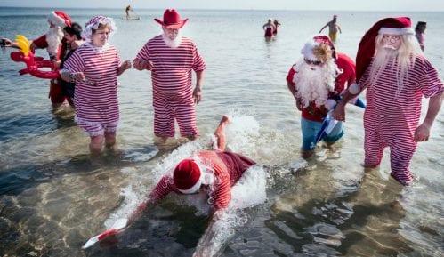 U Danskoj u toku Svetski kongres Deda Mrazeva (FOTO) 13