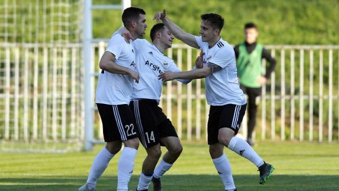 """Čukarički slavi igru bivšeg Partizanovog """"deteta"""" Veljka Birmančevića 1"""