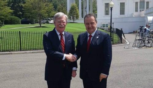Dačić i Bolton: Neophodno unapređenje odnosa Srbije i SAD na svim nivoima 12