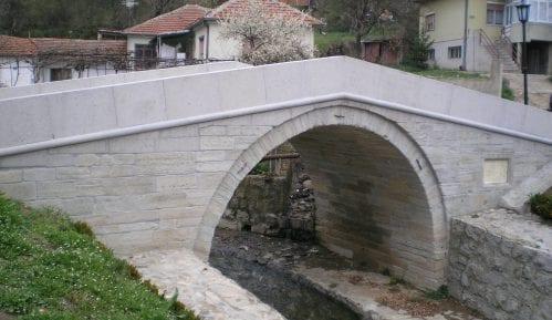 Pašin konak, Hamam i Beli most na skeneru Tike 8