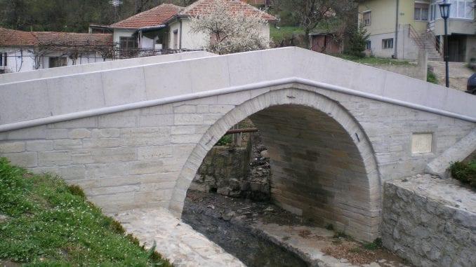 Pašin konak, Hamam i Beli most na skeneru Tike 1
