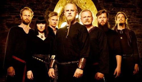 Koncert norveške grupe Wardruna 7. maja 2020. u Sava Centru 14