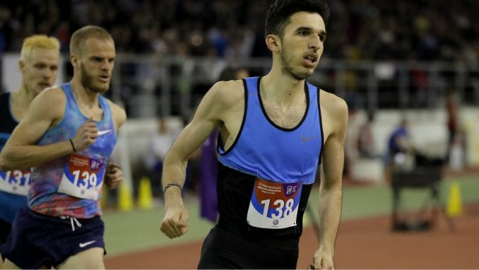 Novi rekord Elzana Bibića 1