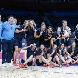 U Beogradu večeras doček zlatne ženske košarkaške reprezentacije 12