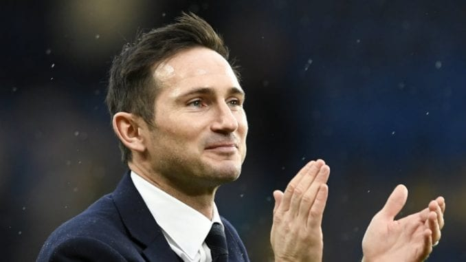 """Plavci"" u rukama Lamparda 1"