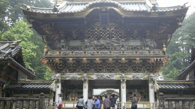 Japan: Slava u senci stoletnih kedrova 1
