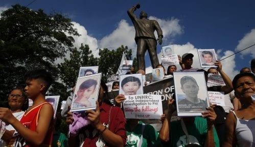 Savet UN za ljudska prava usvojio rezoluciju o Filipinima 14