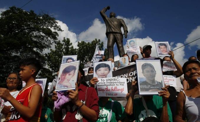 Savet UN za ljudska prava usvojio rezoluciju o Filipinima 1