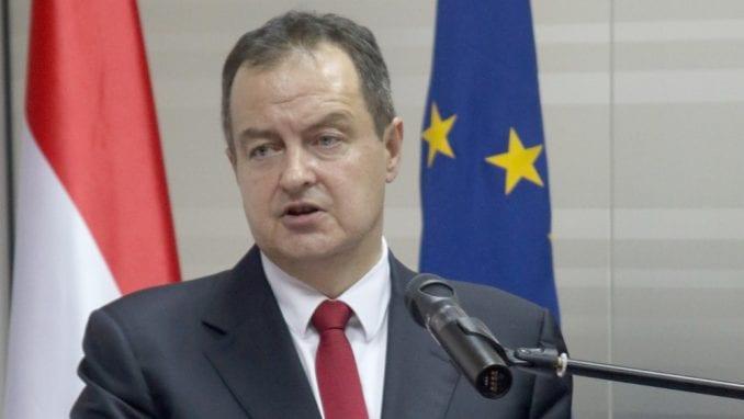 Dačić: Srbiji se zamera da je aktivna na međunarodnom planu 1