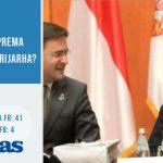 Haradinajev odlazak u Hag dominantna teme prethodne nedelje (VIDEO) 4