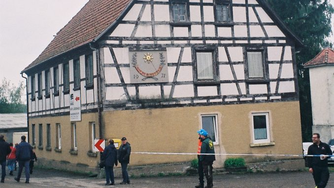Nemačka: Susret najboljih svetskih orača 1