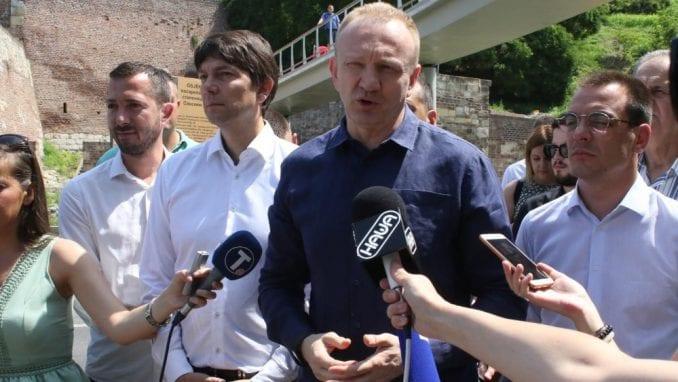 Novi Sad: Novi protest SZS u petak protiv Vučićevog režima 1
