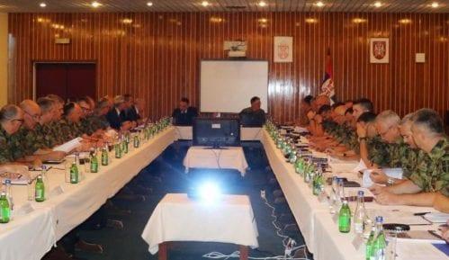 Tara: Kolegijum o Kosovu ministra odbrane i načelnika Generalštaba 4