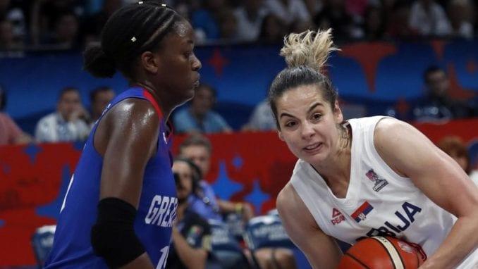 Košarkašicama Srbije bronza na Evropskom prvenstvu 1
