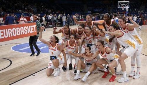 Košarkašice Španije savladale Franuskinje u finalu EP 11