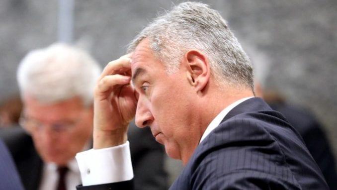 Poslanici Demokratskog fronta pozvali Đukanovića da ne potpiše zakon 1