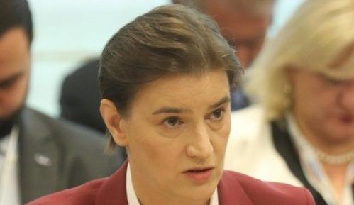 Brnabić apelovala na institucije u Briselu da reaguju na zabranu da Vulin poseti Kosovo 3