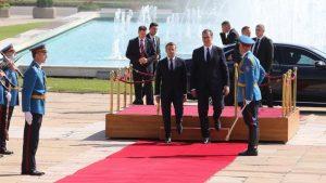 Makron u Srbiji: Francuska nikada neće zaboraviti žrtvovanje srpskog naroda 19
