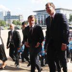 Makron u Srbiji: Francuska nikada neće zaboraviti žrtvovanje srpskog naroda 5