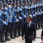 Makron u Srbiji: Francuska nikada neće zaboraviti žrtvovanje srpskog naroda 2