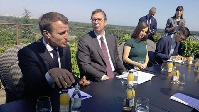Novinar Frans 24: Makron vidi Srbiju kao ulazna vrata za uticaj na Zapadnom Balkanu 4