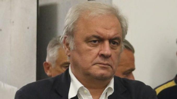 UO RTS odbacio prijavu Dragana Bujoševića za direktora RTS 1