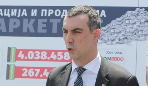 Orlić (SNS): Đilas lično organizovao i platio demonstracije 14