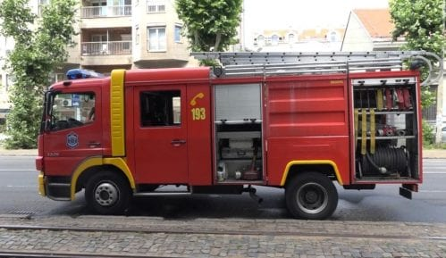 U požaru na Čukarici bez povređenih 3