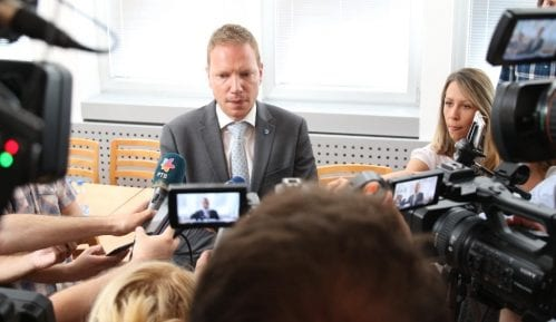 Antonijević: Ne znam koliko mogu imati optimizma, sastanak ne mogu nazvati konstruktivnim 13
