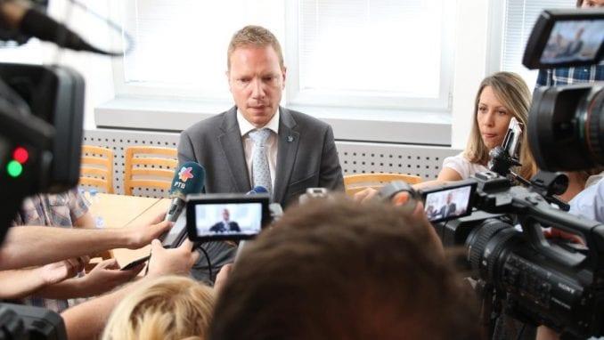 Živković napustio sastanak na FPN 1