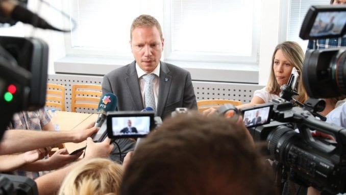 Fajon i Bilčik u drugoj rundi dijaloga vlasti i opozicije o izbornim uslovima 2