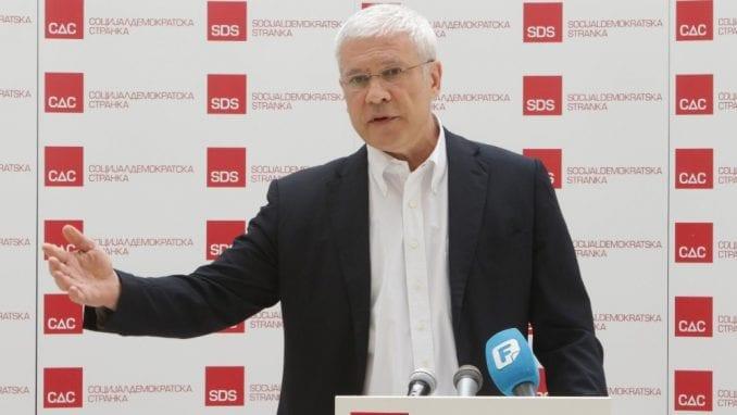 Boris Tadić zasad nema podršku kolega iz opozicije 1
