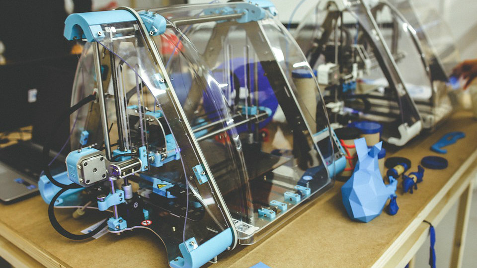 Delovi ljudskog tela iz 3D-štampača 1