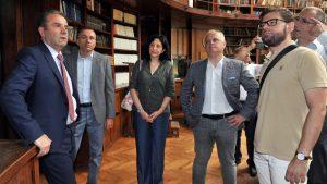 Vesić: Rekonstrukcijom Opservatorije Beograd će dobiti još jednu atrakciju 2