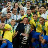 Brazil pobedio Peru za deveti trofej Kopa Amerika 7