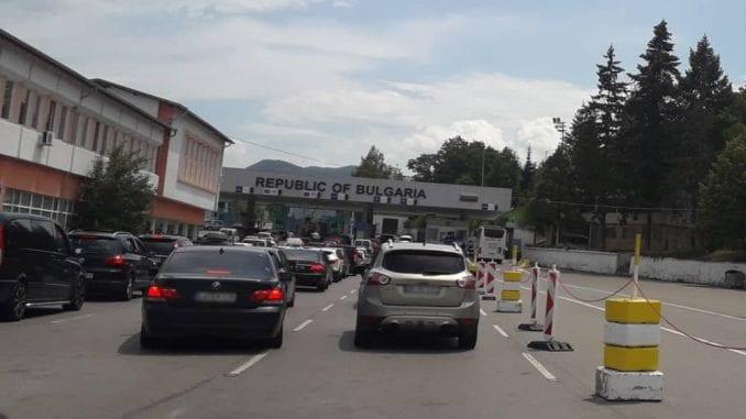 AMSS: Automobili čekaju samo na granici sa Bugarskom 2