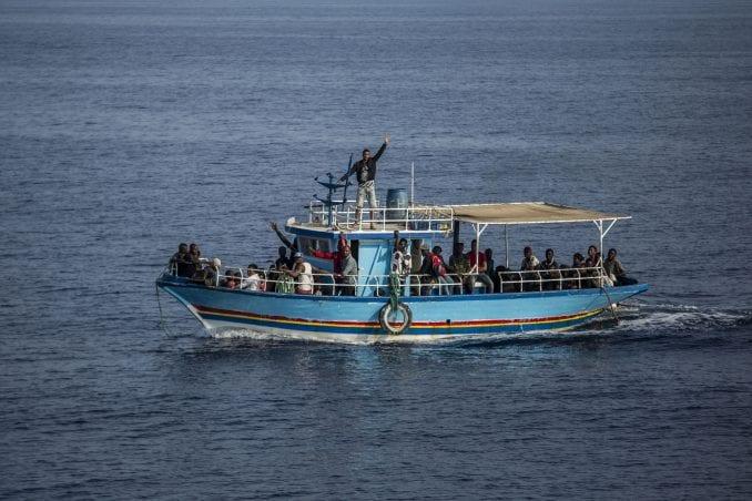 UN: Brod sa 86 migranata potonuo na Sredozemnom moru 1