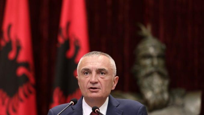 Albanski parlament osnovao komisiju za istragu i opoziv Mete 3