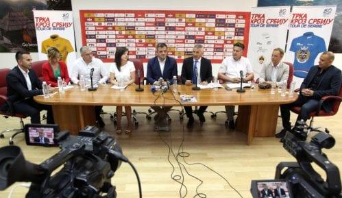 Biciklistička Trka kroz Srbiju 59. put, od 29. jula do 2. avgusta 10