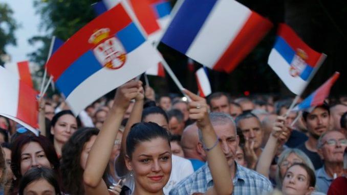 DW: Makron u Beogradu - ponavljanje Titovih lekcija 5