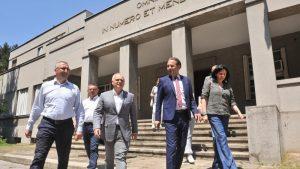 Vesić: Rekonstrukcijom Opservatorije Beograd će dobiti još jednu atrakciju 4