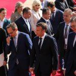 Makron u Srbiji: Francuska nikada neće zaboraviti žrtvovanje srpskog naroda 9