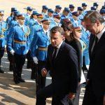 Makron u Srbiji: Francuska nikada neće zaboraviti žrtvovanje srpskog naroda 10