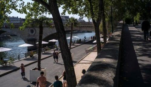 Vrućina u zapadnoj Evropi, rekordni 41 stepen u Bordou 4