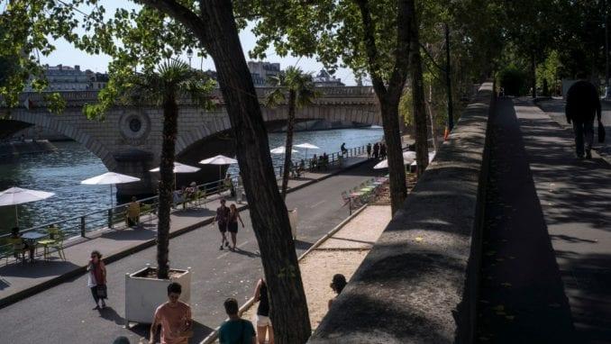 Vrućina u zapadnoj Evropi, rekordni 41 stepen u Bordou 1
